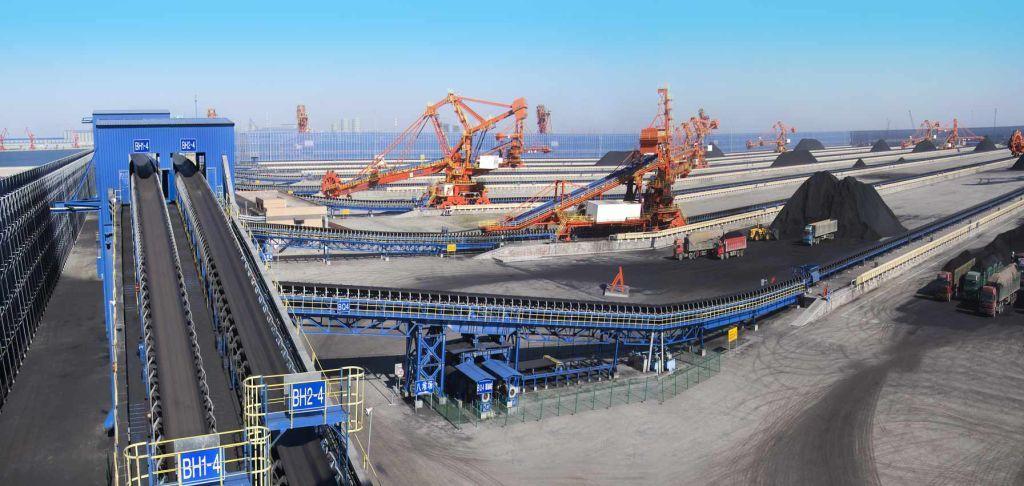 Băng tải than, Băng tải cho nhà máy nhiệt điện